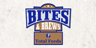 Bites & Brews presented by Total Feeds