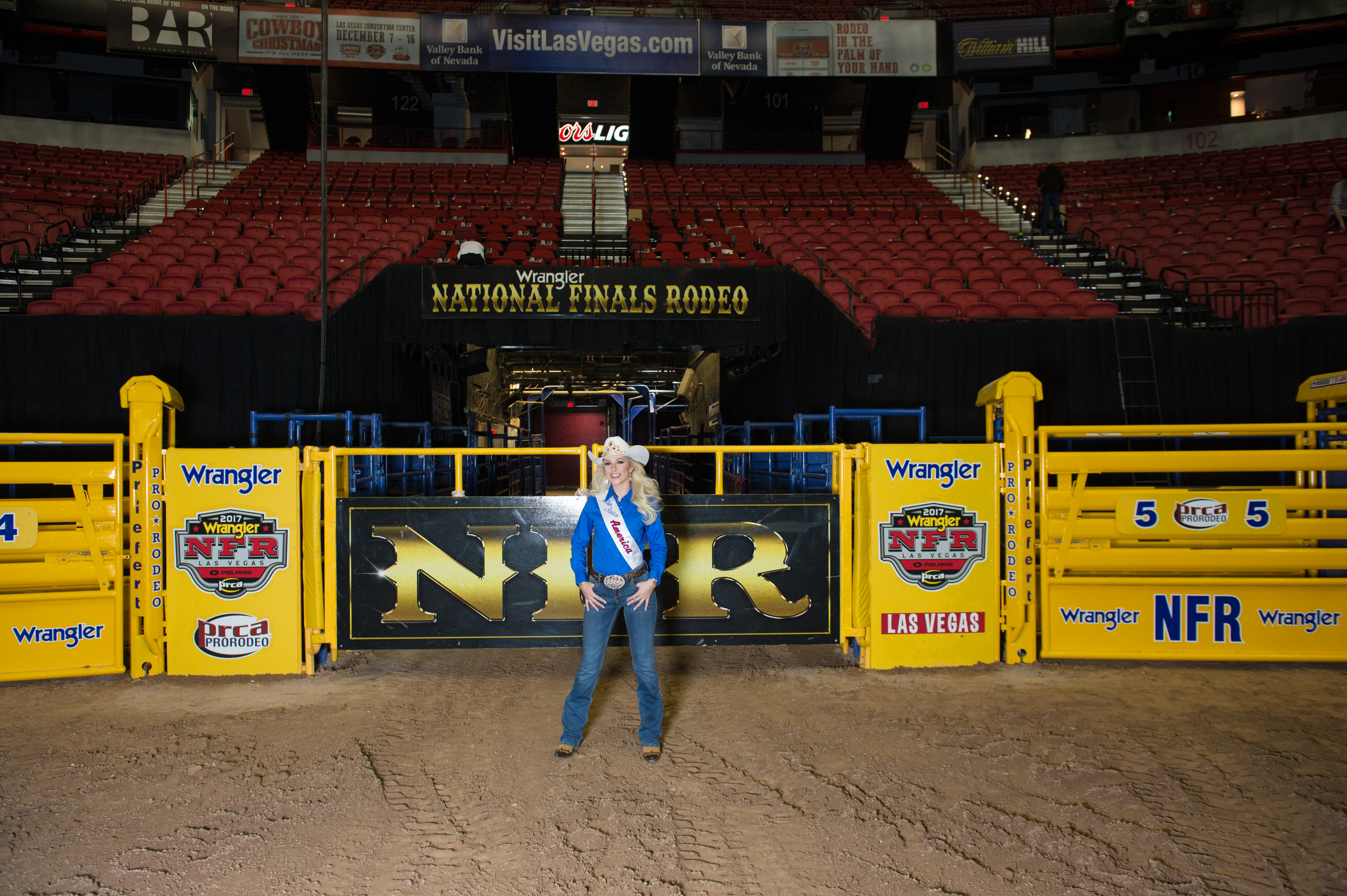 miss rodeo america will continue its long tradition in las vegas during the wrangler national finals rodeo
