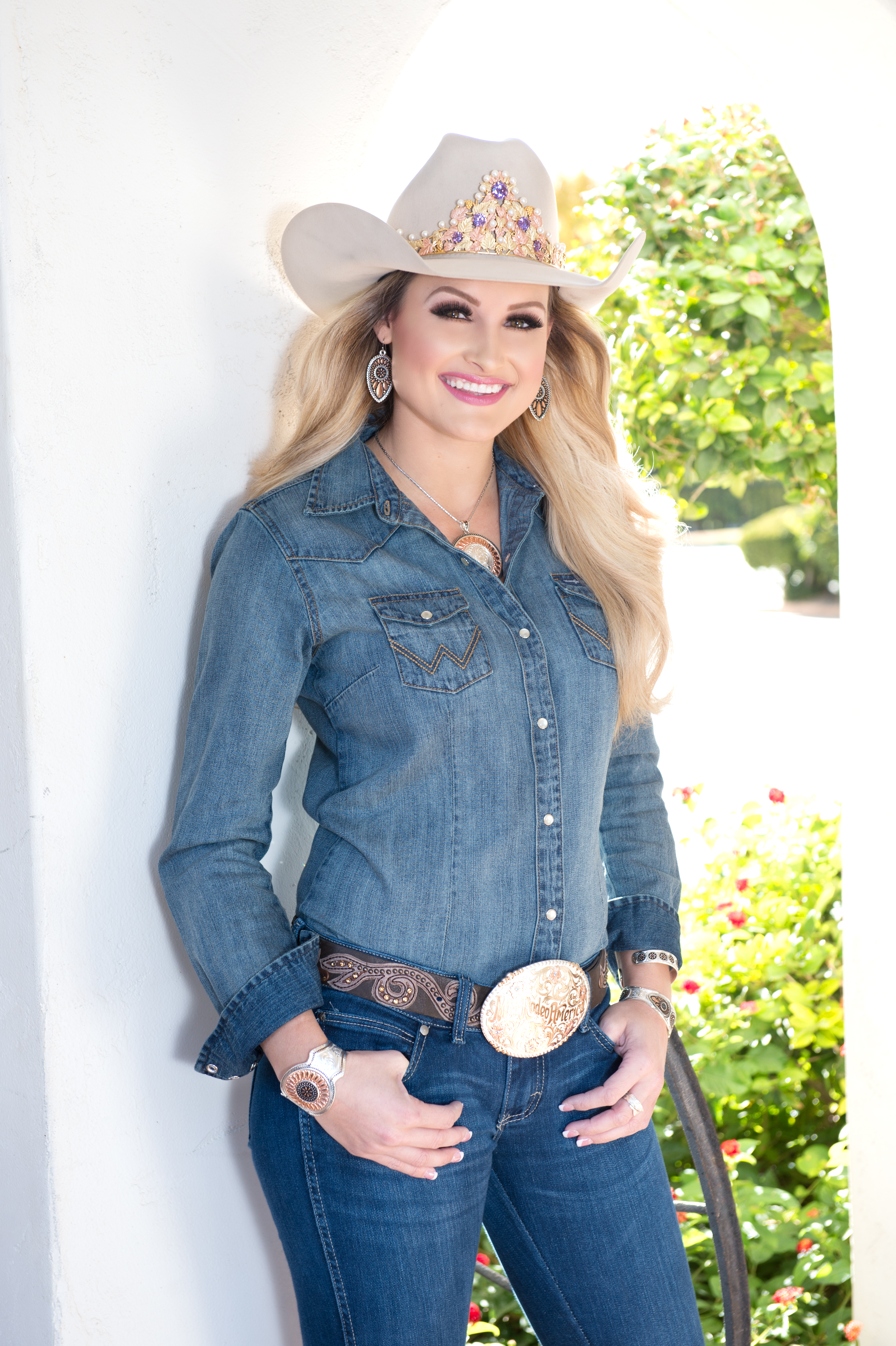 Miss Rodeo America The Official Nfr Experience